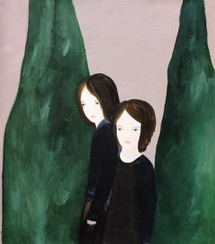 20140209221242-carolina_raquel_antich__portrait_of_sisters__2013__acrylic_on_linen__25_x_22_inches__63_x_56_cm_