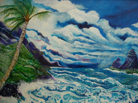 A_storm_brewing_hawaiian_style