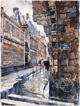 20140307232054-goro__rue_payenne__2013__watercolor_on_paper__23_x_30
