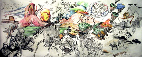 20140330103553-concepcion__ernest_birth_of_ona__2006__ink_graphite_colored_pencil_on_paper__72x144