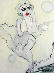 Marilyn_in_white