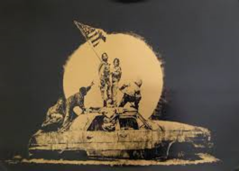 20140422182457-banksy_-_gold_flag_708x510