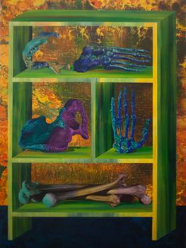 20140425064250-bones_shelf__oil_on_canvas_200_x_150cm_2014