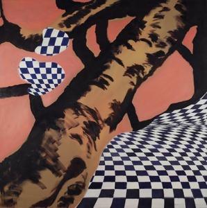 20140428074056-nicki_rolls_animation_highway_oil_on_canvas_1x1m