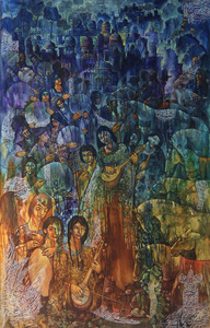 20140512073528-sokhan-e_eshq__conversation_of_love___oil_on_canvas__200_x_260_cm_