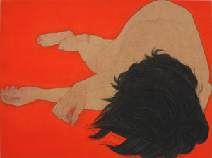 20140521124126-paiks-0007_-_ah_paik__infatuate__pigment__rabbit_skin_size_and_charcoal_on_canvas__120_x_160_x_3