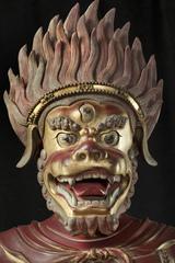 20140617202557-aam_gorgeous_the_buddhist_deity_simhavaktra_dakini_ex_2014