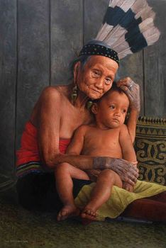 Ukit_woman_with_child