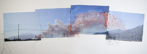 20140625233221-san_bernardino_smoke_10x36_heat_transfer_on_canvas_and_thread_web
