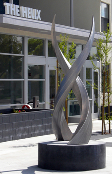 Helix_public_sculpture
