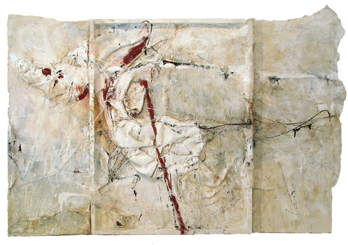 20140804231530-kathryn_hart_traction_152x102_cm_triptych__double_sided_mixed_media_and_objects_on_burlap_on_wood