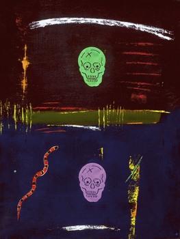 20140828045724-study_with_skulls__2014__acrylic__plastic_on_paper__24x18