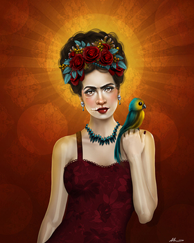 20140917210340-aunia_kahn_frida_digital_canvas_original_art