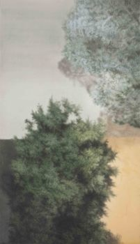 20141006154254-kang_haitao_two_trees_acrylic_on_paperboard_176x101cm_2011__1_