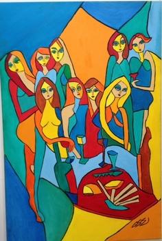 20141016161647-greta_waterman_the_group_oil_on_canvas_36_x_24