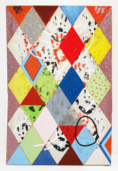 20141220203913-matthew_carter_untitled_2014_untitled__2014__glitter__acrylic__graphite__marker__linen_and_wood_36_x_24_large