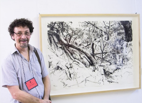 20141223194233-image_2_paul_miller_anthony_white_visual_artist_paris_australia_kedumba_drawing_exhibition_2014