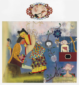 20150105234239-the_apprentice_geisha__2014_54_x_66_oil_on_canvas__mixed_media_collage_