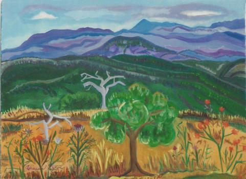 20150109165628-adrienne_kyros_thistle_olive_trees_and_beyond_water_color_22_x_30