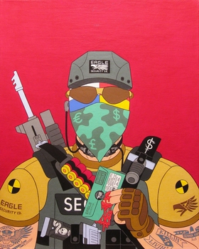 20150202235902-soldier_of_misfortune__2014__acrylic_on_panel_canvas__40x50cm__600_eur_