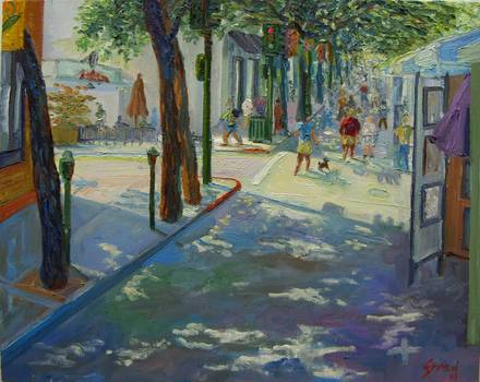20150217193056-doug_simon_just_another_street_fair_oil_on_canvas_16_x_20