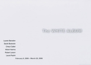 Whitealbuminvite