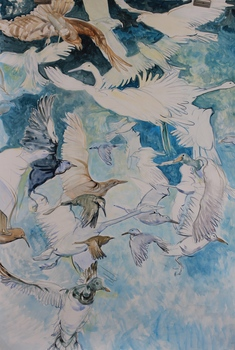 20150325175907-flock_of_birds__watercolor_on_paper_4ft