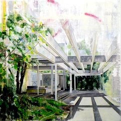 20150422102843-ross_m_brown__pavillion__interior___oil__oil_stick_and_spray_paint_on_board__122x122cm__2014__lacey_contemporary_gallery