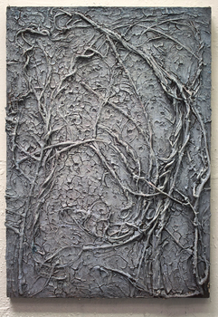 20150502023448-late_summer_evening__40__x30___acrylic___clay_and_vines_on_canvas_panel