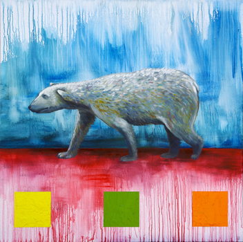 20150515233406-walking_on_sunshine_animal_art_painting_will_eskridge