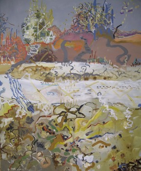 20150718222317-grazyna_adamska-jarecka__marks_at_parks__acrylic_on_canvas_30_x_24_inches