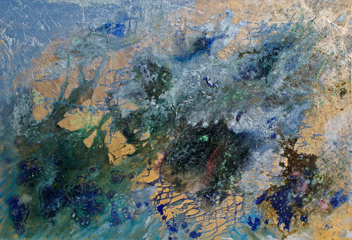 20150801085716-_conca-jupiter-mixed-media-on-canvas-18k-liquid-gold-and--raw-silver-dust-60_-x-40_-4_800-