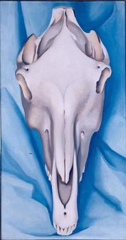 20150805093700-georgia_okeefe_horses_skull_on_blue_1930_oil_on_canvas_30_x_16_in