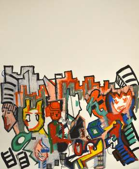 20150904172507-tiphanie_spencer_city_life_marker_acrylic_and_oil_stick_on_paper_28