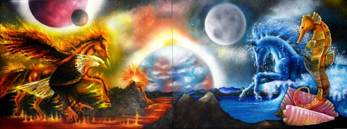 20150912185019-alexander_gell_water_and_fire_oil_on_canvas_30_x_40_each_2015