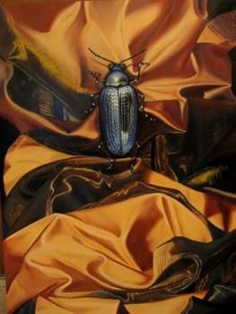Meg_dwyer_insect_on_gold