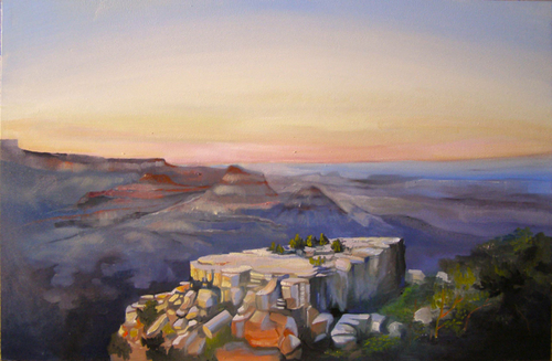 20151118023724-south_rim__az__2011__oil_on_panel__15_x_23_inches