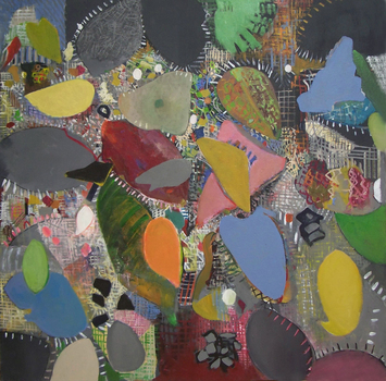 20160210065528-grazyna_adamska-jarecka__leaves_and_stones__acrylic_on_canvas_36_x_36_inches__2016