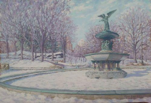 20160315163139-ewa_banas_-_bethesda_fountain_in_winter_morning_-_pastel__14_x_19