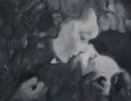 20160327183101-dodeles_elise_mother_in_law_or_the_kiss_oil_canvas_14x18_2016w