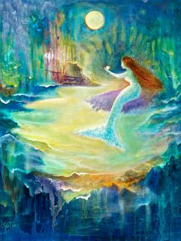 20160419005946-lily-nava---vintage-mermaid---acrylics-on-canvas-with-high-gloss-varnish---30-inches-x-24-inches