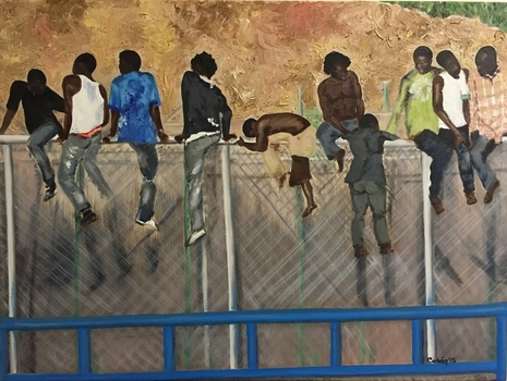 20160506025542-marisa_cerban_immigrants_at_calais_-_oil_on_canvas_18_x_24