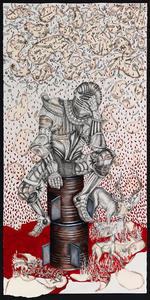 20160512113438-gallery_19_kathy_weaver__barrel_bombs_over_aleppo_