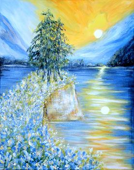 20160526223207-oksana_semenchenko_-_morning_sunrise_-_acrylic_painting_-_20_x_16