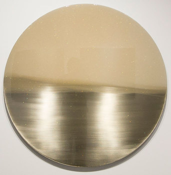 20160530082618-09_miya_ando-light_gold_mandala_2016_40in_pigment_dye_urethane_resin_stainless_steel