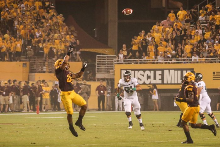 Slideshow: Photos from ASU's Opening Football Game