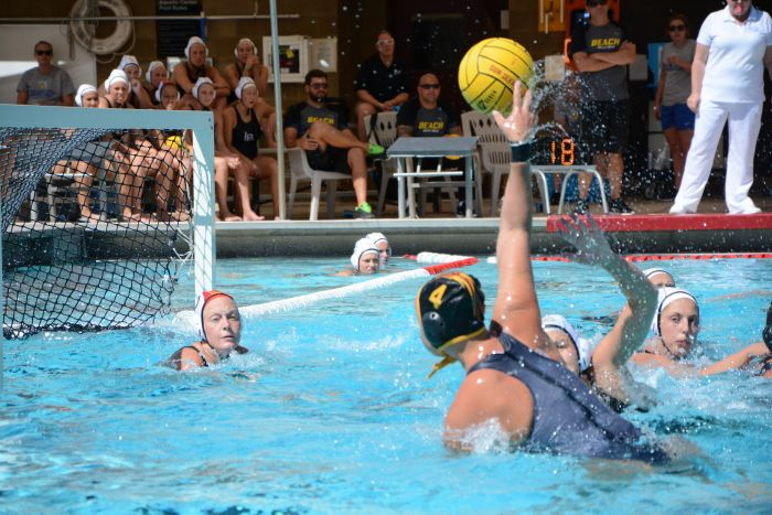 Daisy Carter- water polo
