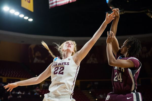ASU women's basketball dominates Colorado - The State Press