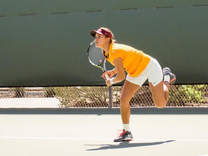 Desirae Krawczyk- tennis