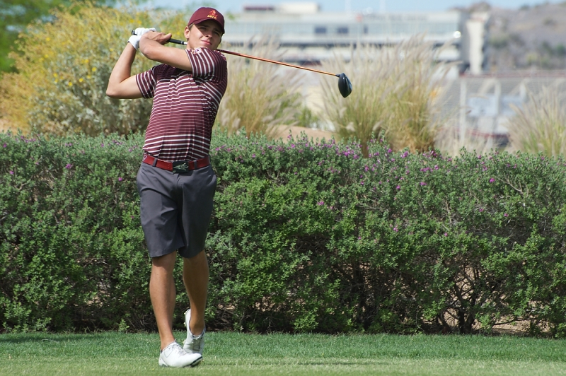Nicolo Galletti men's golf